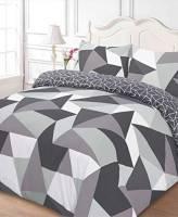 Dreamscene forme Set Copripiumino Una piazza e mezza, 200 x 200 cm, 50% Cotone 50% Polietere, Reversibile