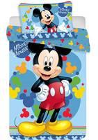 Disney - Biancheria da letto per bambini, motivo: Topolino, 135 x 100 cm