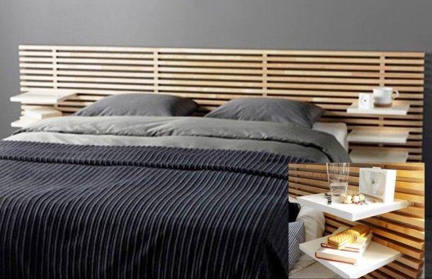 Testiera del letto ikea: testate letto arredamento per la camera