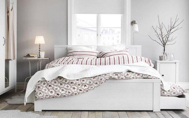 Cuscino Alla Francese Ikea.Biancheria Da Letto Elementi Misure Offerte Ikea